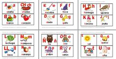 Lotería de abecedario para primer y segundo grado - http://materialeducativo.org/loteria-de-abecedario-para-primer-y-segundo-grado/