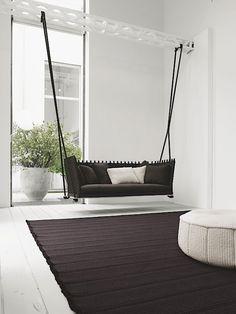 Swing Columpio Wabi by Paola Lenti | designer: Francesco Rota