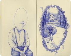 Pat Perry // sketchbook