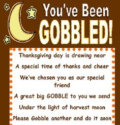 thanksgiving neighbor poem | Thanksgiving Printables - Print and play Thanksgiving games and ...
