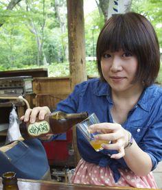 Craft beer! @Jindaiji