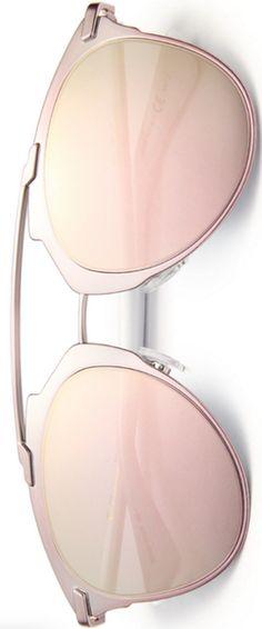 cb2dd75b1c2 pale pink Dior Reflected Modified Pantos Sunglasses (find a cheaper replica)