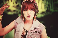 Jiyoon 4minute What's Your Name MV GIFs