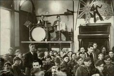 Manchester Band on the Wall 1940s