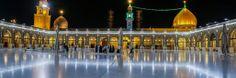 Kufa Mosque, Najaf province, Iraq