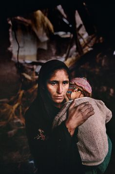 Kashmir - Steve McCurry