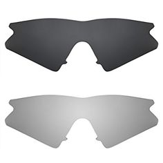 a3a10580ea Buy Revant Replacement Lenses for Oakley M Frame Sweep 2 Pair Combo Pack