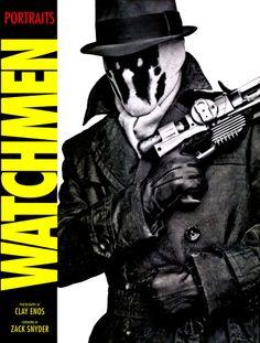 Watchmen Portraits - Cover
