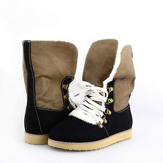GHETUTE INALTE BLACK  119,0 LEI Black Queen, Ugg Boots, Uggs, Shoes, Fashion, Moda, Zapatos, Shoes Outlet, Fashion Styles
