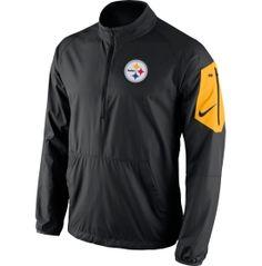ea3aba02e42 Nike Men s Minnesota Vikings Lockdown Half-Zip Jacket Men - Sports Fan Shop  By Lids - Macy s