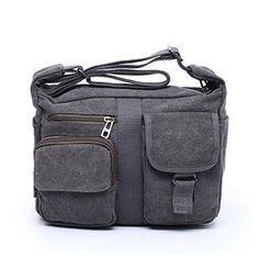 30ca22b539 Canvas Newsboy bag for men Satchel Bags For Men