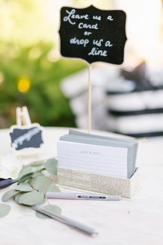 Sweet Outdoor Ceremony by Rachel Stelter Photography