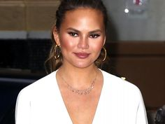 Moms Reach Out To Chrissy Teigen After She Posts Video Of Luna With Irritated Cheeks