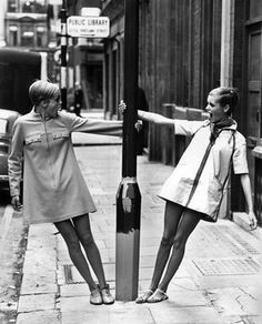 """""""Well if I believe all I'd read I'd change, wouldn't I?"""" Twiggy told Vogue. """"I never believe it, though sometimes I think it's nice. But I'm still the same. It would be awful if I changed and then got big-headed."""""""