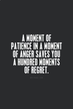 Don't regret the words you say in anger, think positive, be positive, or be silent. Motivacional Quotes, Quotable Quotes, Words Quotes, Funny Quotes, Sayings, Qoutes, Anger Quotes, Quotes About Anger, Temper Quotes