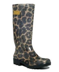 3f02d47ee378 GUESS Women s Innocent Rain Boots   Reviews - Shoes - Macy s