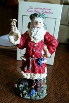 International Santa Claus Collection - Father Christmas - England - SC02.