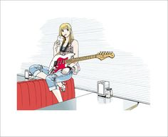 STOP!!HIBARIKUN!【Stratocaster】