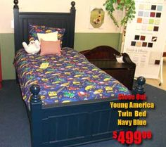 Young America Twin Bed