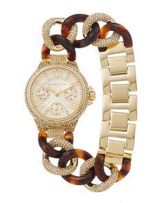 Michael Kors Women's Camille Watch is on Rue. Shop it now.