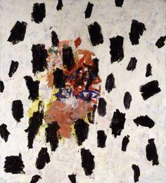 peetmepeetyou:    IM WALD (IN THE FOREST) 1990 GEORGE BASELITZ