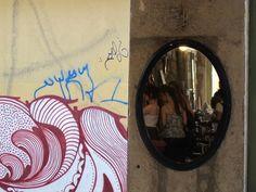 Und ja, Porto ist cool. Foto: Doris Portugal, Cool Stuff, Painting, Porto, Painting Art, Paintings, Painted Canvas, Drawings