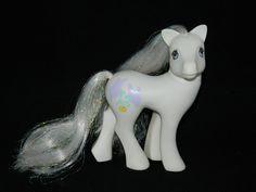 My Little Pony Vintage G1 Pony Bride (Wedding Ponies) [1a] #Hasbro