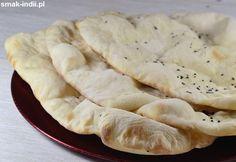 Chlebki naan (Naan Bread)