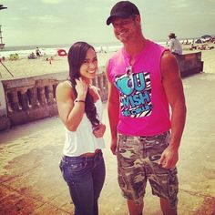 Aj and dolph dating in real life