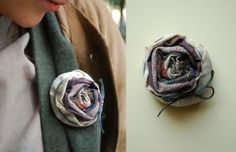 RECYCLE CLOTHING | recycling clothes for accessories | make handmade, crochet, craft