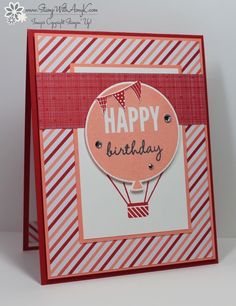 Celebrate Today - Stampin' Up! - Stamp With Amy K