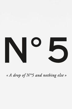 Coco Chanel N 5