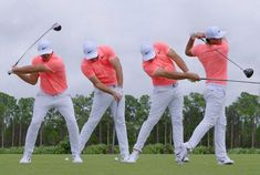 Swing Sequence: Brooks Koepka Photos - Golf Digest Golf Swing Tips - How to Stop a Slice. for playing golf at pebble beach Learn more by going to the photo link. Play Golf, Mens Golf, Disc Golf, Tips And Tricks, West Palm Beach, Ryder Cup Team, Brooks Koepka, Golf Trolley, Dolphins