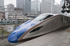 Shinkansen e7 series