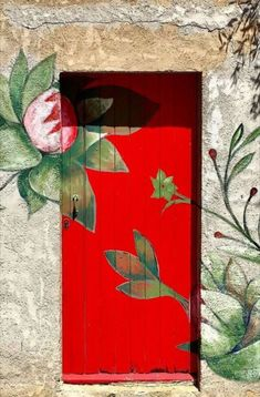 Beautiful Door - Flo
