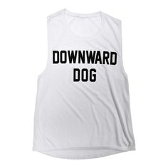 DOWNWARD DOG [MUSCLE TANK] | PRIVATE PARTY