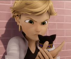 Adrien is soooooooooooooooooo cute   <3 <3