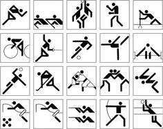 symbols of olympics 2016 - Google Search