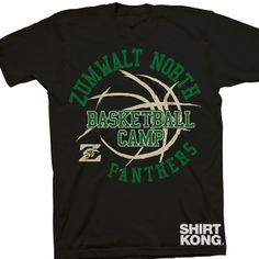 #FortZumwal #FZN #basketball #sports #highschool #panthers #camp  #summercamp · Shirt DesignsShirt IdeasSpirit WearScreenprintingVolleyball BasketballSummer ...