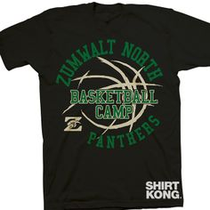 1000 images about summer camp t shirts on pinterest for Basketball team shirt designs
