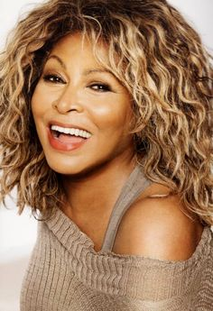 Tina Turner. Escaped an abusive marriage to Ike Turner and became an award winning musical artist