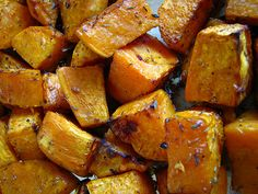 Roasted Sweet Potatoes and Onions with Rosemary and Parmigiano