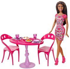 Barbie African-American Doll and Dining Room Set Barbie http://www.amazon.com/dp/B00IVLILWO/ref=cm_sw_r_pi_dp_AKbzub16070W7