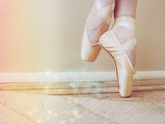 Love ballerinas.
