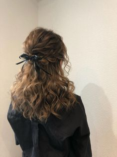 those who want to go out, a collection of hair care arrangements that look great in winter! - Hair loves -For those who want to go out, a collection of hair care arrangements that look great in winter! - Hair loves - Long Hair Hairstyles For Girl Curly Hair Styles, Pretty Hairstyles, Hairstyles 2016, Black Hairstyles, Latest Hairstyles, Easy Hairstyles, Kawaii Hairstyles, Teenage Hairstyles, Stylish Hairstyles