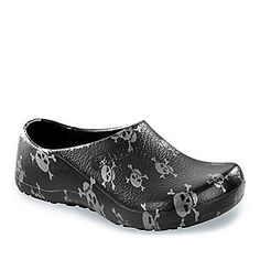 Birki's Men's / Women's Profi-Birki Clogs. Smarts: Interior and exterior longitudinal arch support. FootSmart.com