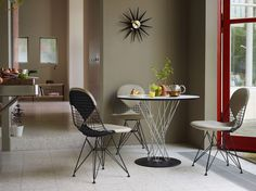 Wire Chair, proj. Ray i Charles Eames, fot. Vitra