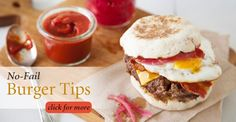 Burger Tips You Need to Know!