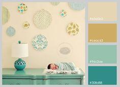 Paletas de color (VII) - Colour palettes