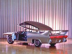 Chrysler TurboFlite Concept Car 1961